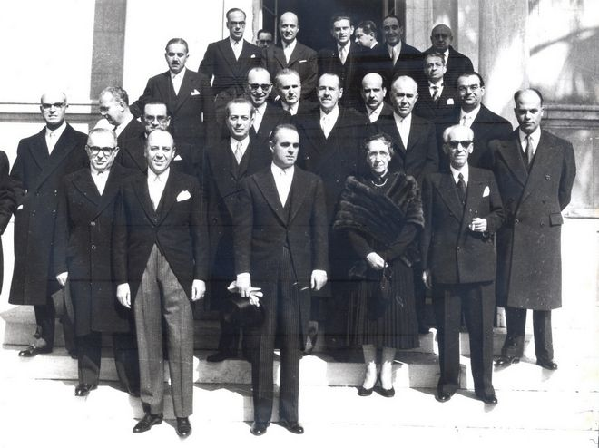 Κυβέρνηση Κωνσταντίνου Καραμανλή, 1956