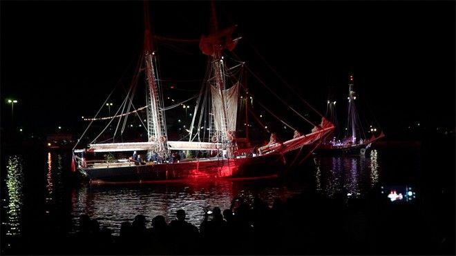 Περισσότεροι από 10000 επισκέπτες γιόρτασαν τα Ναυαρίνεια 2019