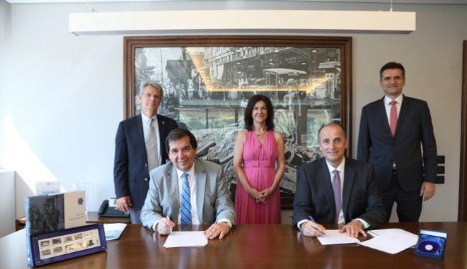 Συνεργασία ΕΜΠ - ΕΥΔΑΠ για την υδροδότηση της Πολυτεχνειούπολης και καινοτομία στη διαχείριση των υδατικών πόρων