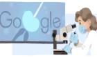 Αν Μακλάρεν: Η Google με ένα Doodle τιμά τη βιολόγο που άνοιξε τον δρόμο στην εξωσωματική γονιμοποίηση