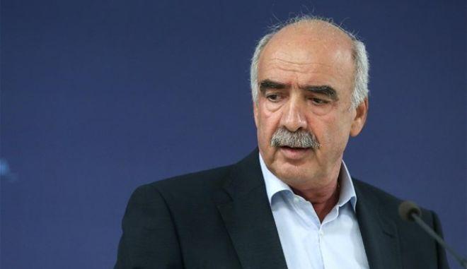 Παραιτήθηκε και επίσημα ο Μεϊμαράκης. Πρόεδρος της ΝΔ ο Πλακιωτάκης