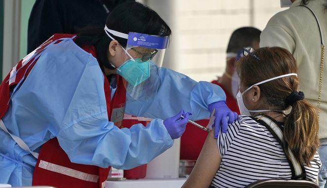 Εμβολιασμοί ατόμων