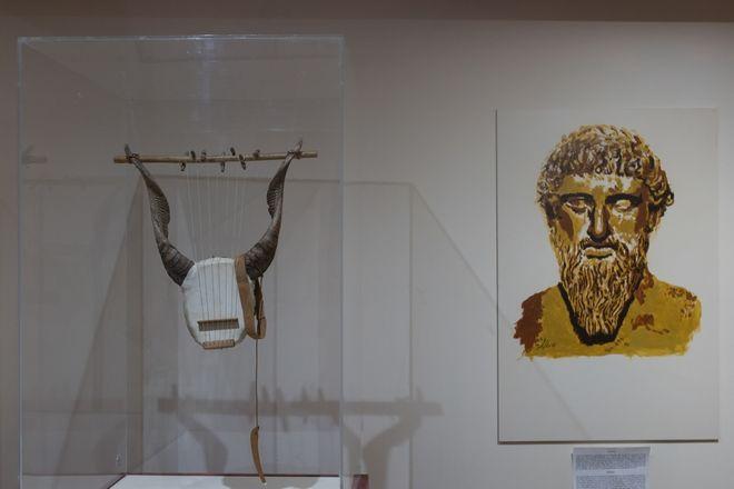 Ένα από τα μουσικά όργανα της Κρήτης