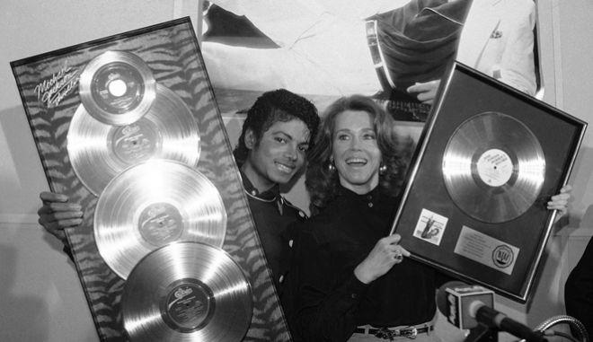 """Ο απίστευτος θρίαμβος του Μάικλ Τζάκσον με το """"Thriller"""""""
