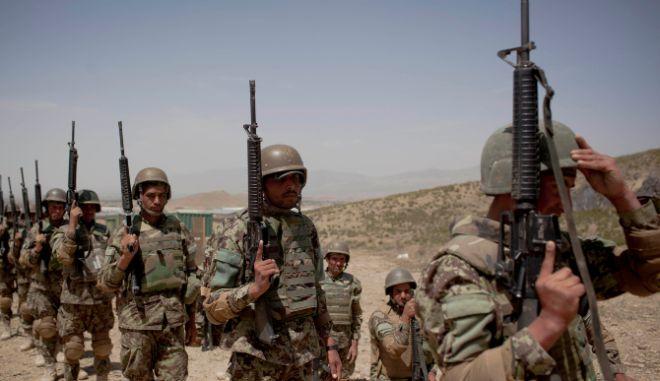 Αφγανιστάν: Αποχώρηση των νατοϊκών δυνάμεων από την 1η Μαΐου