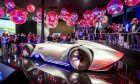"""Το concept car της Μercedes με την επωνυμία """"EQ Silver Arrow"""""""