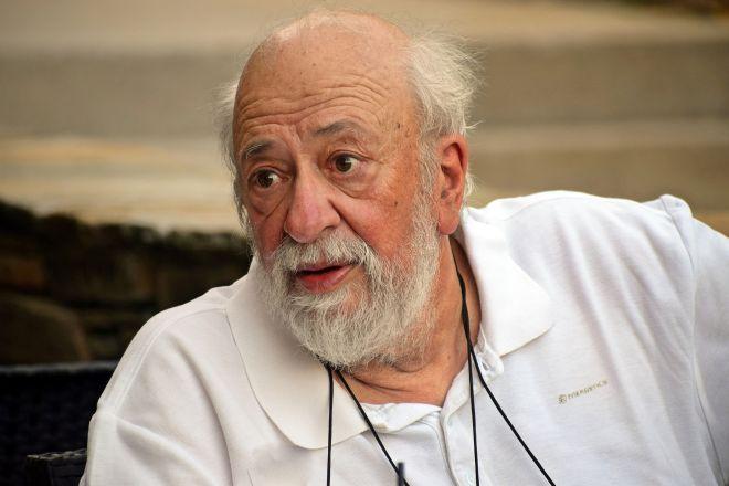 Ο σκηνοθέτης και καλλιτεχνικός διευθυντής του φεστιβάλ, Παντελής Βούλγαρης
