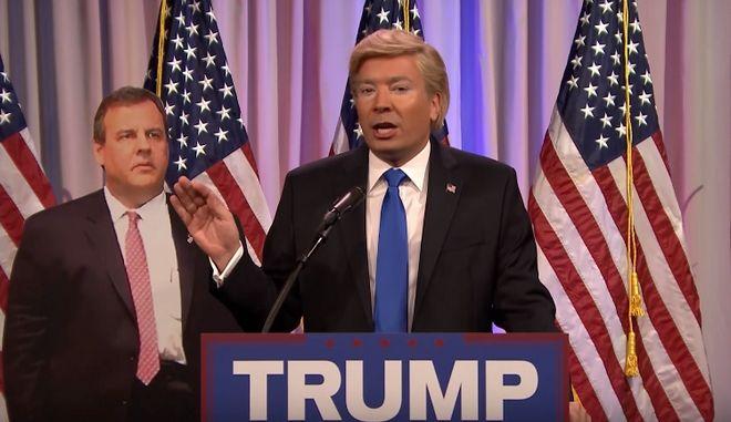 Ο Jimmy Fallon σαν Trump είναι καλύτερος απ' ό,τι φαντάζεσαι