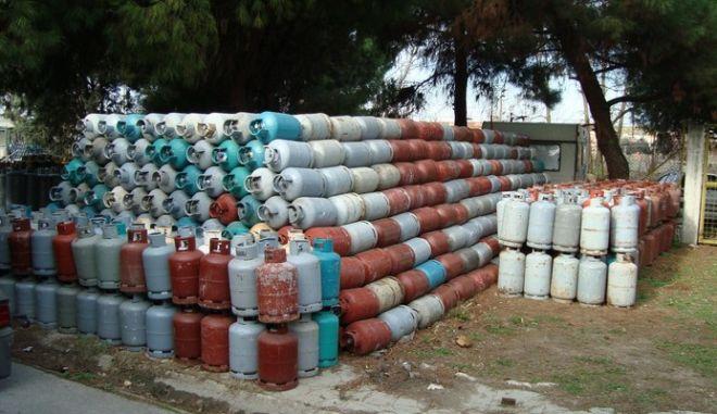 Σύλληψη για υπεξαίρεση σε βάρος εταιρίας υγραερίου