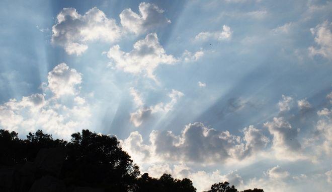 Συννεφιά (φωτογραφία αρχείου)