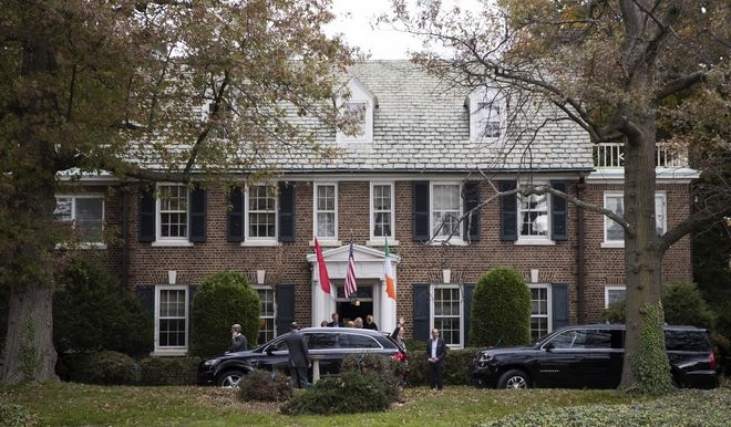 Το σπίτι όπου έζησε τα παιδικά της χρόνια η Γκρέις Κέλι