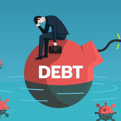 Εντείνονται ο φόβος και το άγχος για τις οικονομικές επιπτώσεις της πανδημίας
