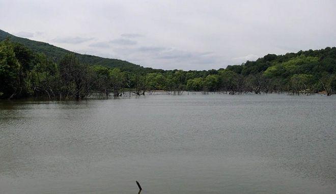 Λίμνη της Σκήτης - Ένας ταμιευτήρας που έγινε τουριστικός πόλος έλξης