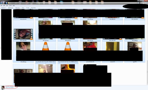 Γυμνές φωτογραφίες της Jennifer Lawrence και άλλων διασήμων, διέρρευσαν στο διαδίκτυο
