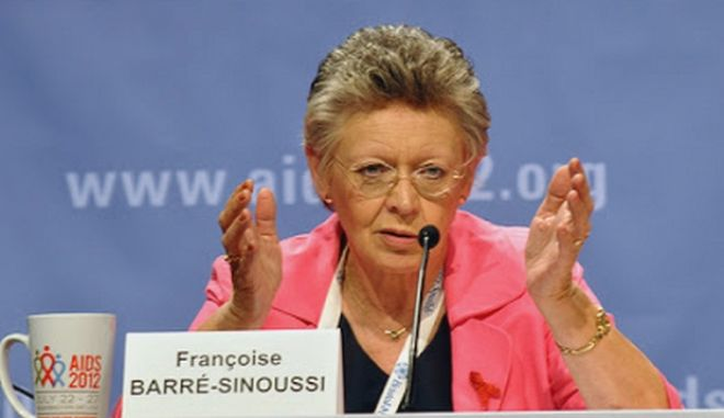 H κάτοχος του Νόμπελ Ιατρικής καταδικάζει την επαναφορά της υγειονομικής διάταξης για τις οροθετικές στην Ελλάδα...