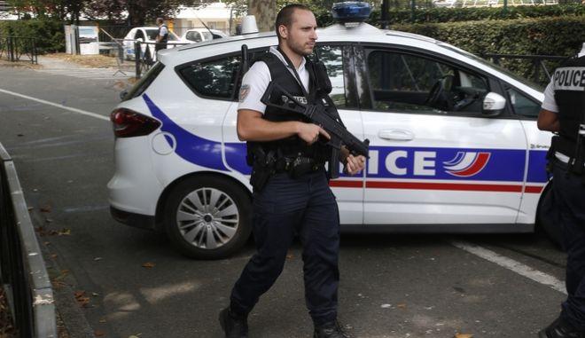 Γάλλος αστυνομικός (αρχείου)