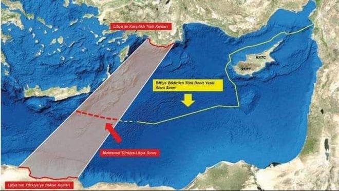 Συμφωνία Τουρκίας - Λιβύης: Το γραμμάτιο που εξαργυρώθηκε και το