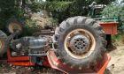 Φθιώτιδα: Δύο εργάτες νεκροί - Καταπλακώθηκαν από τρακτέρ