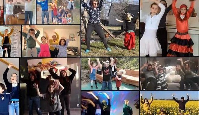 Γαλλία: Ο χορός της καραντίνας που λατρεύουν τα πιτσιρίκια