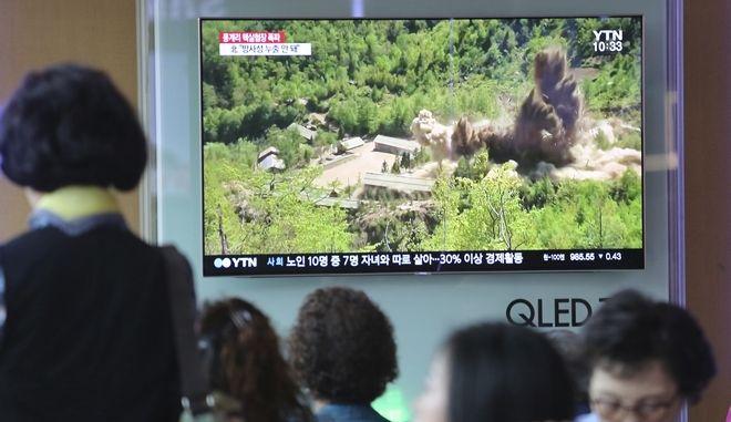 Δεν έχουμε ενδείξεις ότι η Β. Κορέα διέκοψε τις πυρηνικές δραστηριότητές της υποστηρίζει η ΙΑΕΑ