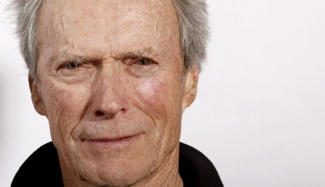Clint Eastwood, director of the upcoming film