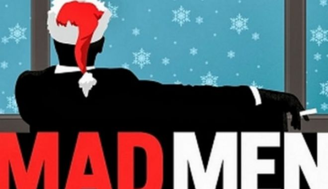 Mad Men Christmas CD: Δυσκολεύεστε να μπείτε σε χριστουγεννιάτικο κλίμα; Για εσάς δουλεύει ο Ντον Ντρέιπερ!