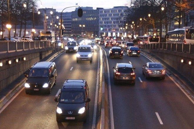 Η Αθήνα, στις δέκα ευρωπαϊκές πόλεις με τη μεγαλύτερη κυκλοφοριακή κίνηση