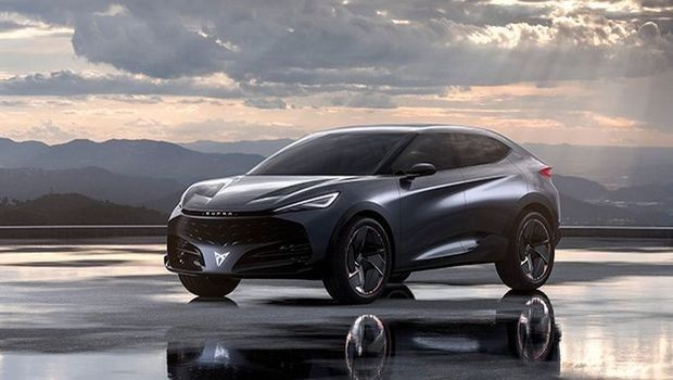 Το CUPRA Tavascan Electric Concept