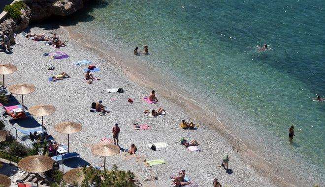 Παραλία της Αρβανιτιάς