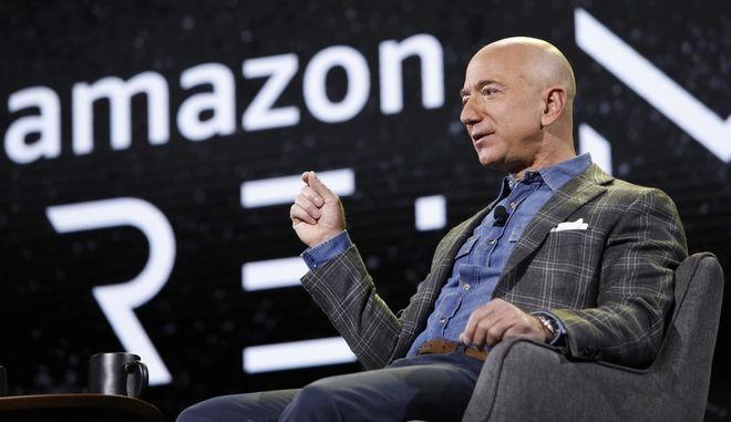 Τζεφ Μπέζος, ο ιδρυτής της Amazon