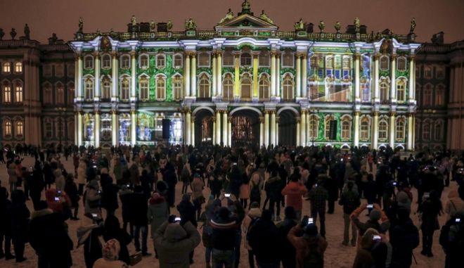 Ρωσία: Συνελήφθη ο υποδιευθυντής του Μουσείου Ερμιτάζ