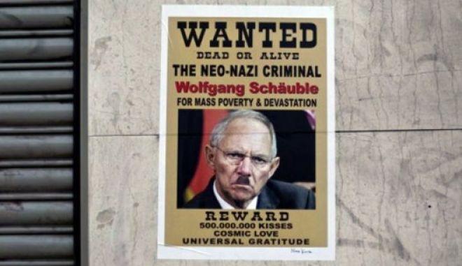 Εκδότης FAZ: Η κρίση αναβίωσε την εικόνα του 'μισητού Γερμανού'