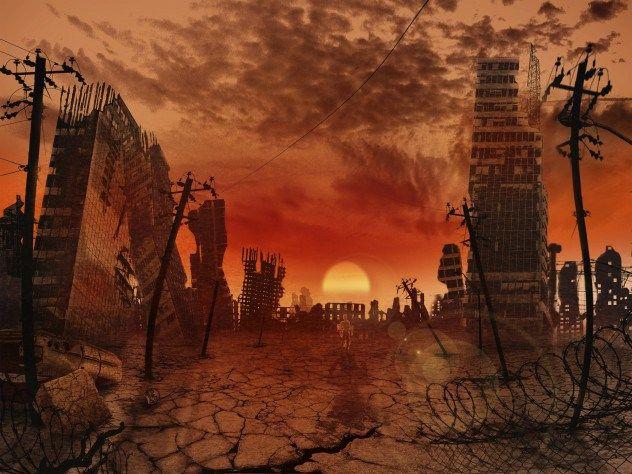 Theme of the apocalypse