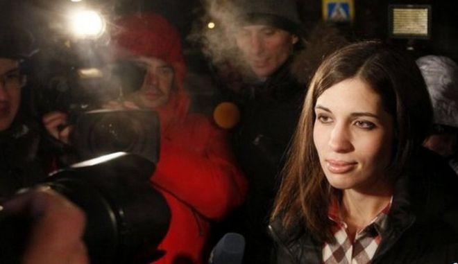 Τα μέλη των Pussy Riot αφέθηκαν ελεύθερα και επιτέθηκαν στον Πούτιν