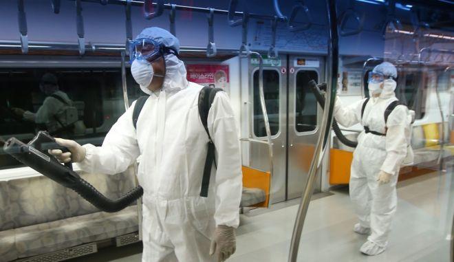 MERS: Η Σεούλ ανακοινώνει τη λήξη της επιδημίας στη χώρα