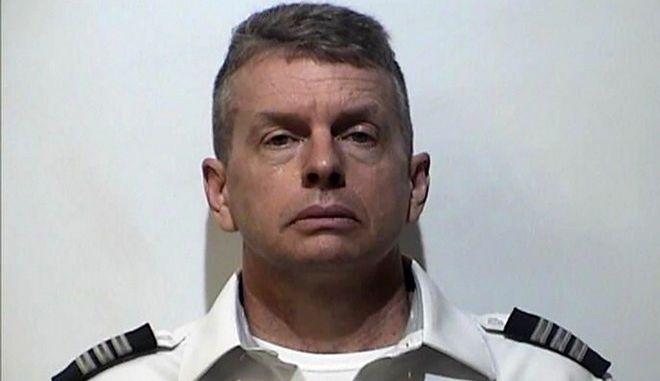 Ο 51χρονος πιλότος που κατηγορείται για τη δολοφονία τριών ανθρώπων