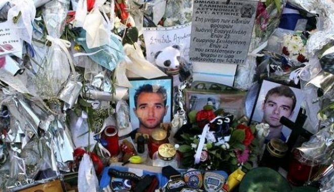 Δις ισόβια για τη δολοφονία των δύο της ομάδας ΔΙΑΣ στου Ρέντη