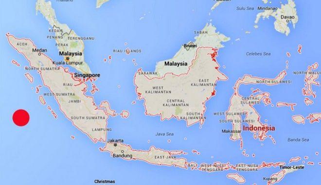 Σεισμός 7,9 Ρίχτερ στην Ινδονησία