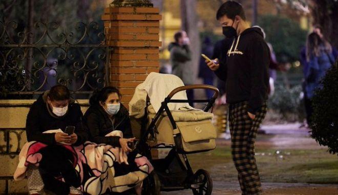"""Σεισμοί στην Ισπανία: Στον """"χορό"""" των Ρίχτερ η Γρανάδα - Έκκληση για ηρεμία απευθύνει ο Σάντσεθ"""