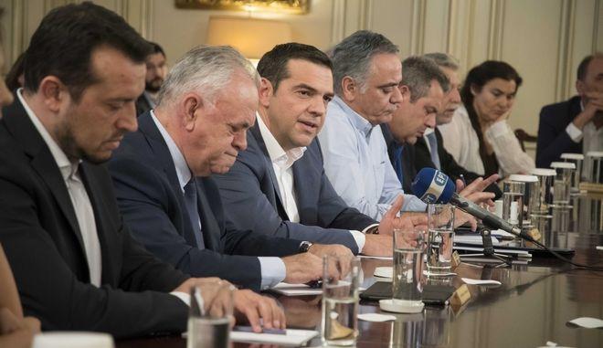 Πλάνο από το Υπουργικό Συμβούλιο
