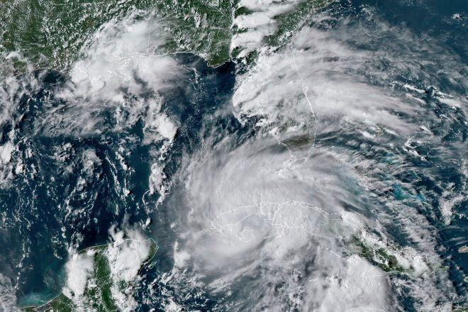 Ο τυφώνας Άιντα