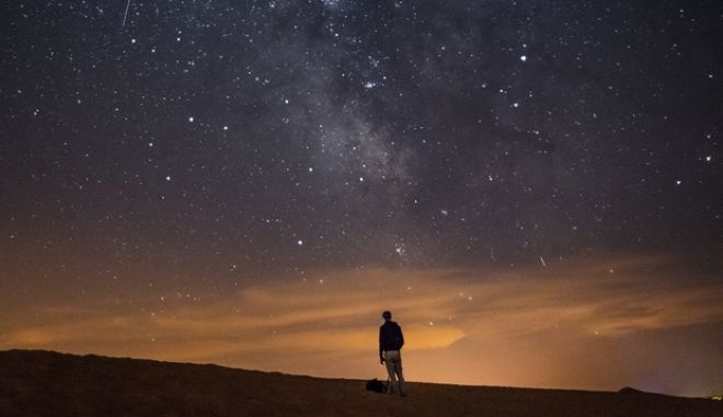 Ο έναστρος ουρανός γεμίζει απόψε το βράδυ με «πεφταστέρια»