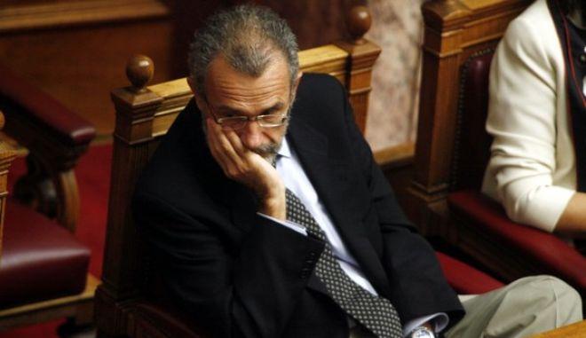 ΑΘΗΝΑ-ΒΟΥΛΗ-συζητείται η πρόταση δυσπιστίας που κατέθεσε ο ΣΥΡΙΖΑ για την κυβέρνηση ΝΔ-ΠΑΣΟΚ.(EUROKINISSI-ΓΙΩΡΓΟΣ ΚΟΝΤΑΡΙΝΗΣ)