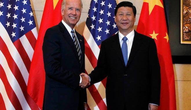 Τζο Μπάιντεν, Σι Τζινπίνγκ, Beijing, 19 Αυγούστου 2011