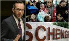 Μίχαελ Ροτ στο News247: Κοινή ευρωπαϊκή αποστολή η προστασία των εξωτερικών συνόρων της ΕΕ