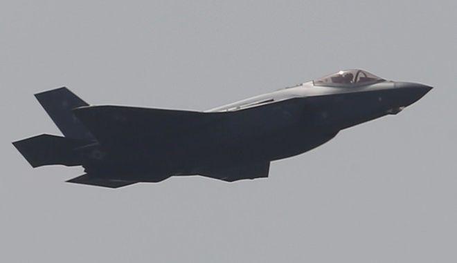 F-35 - Φωτό αρχείου
