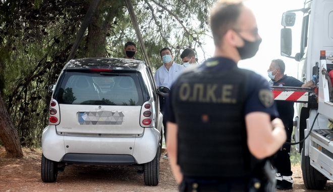Βρέθηκε νεκρός στην περιοχή της Αγίας Παρασκευής ο επιχειρηματίας Σταύρος Δογιάκης