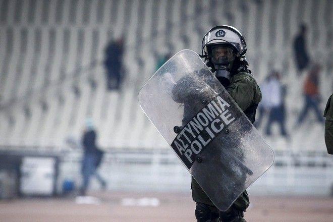 Αστυνομικός στο ΟΑΚΑ