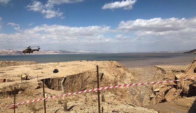Από τις πλημμύρες στην Ιορδανία, Αρχείο