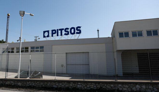 Το εργοστάσιο της πρώην Πίτσος  στην Αττική. (EUROKINISSI /ΣΤΕΛΙΟΣ ΜΙΣΙΝΑΣ)